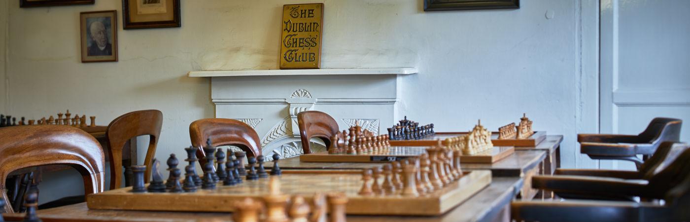 United Arts Club, Dublin - Chess
