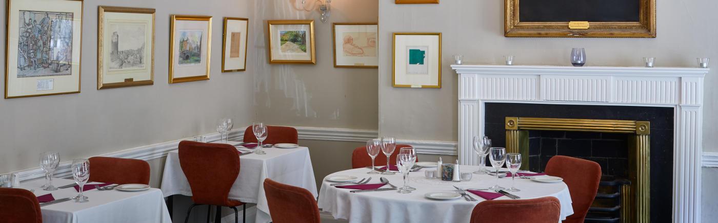 United Arts Club, Dublin - The Restaurant